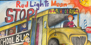National School Bus Safety Week is Oct. 19-23